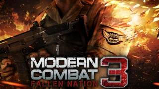 Jojopet Plays Modern Combat 3: Fallen Nation Episode 3 - Collapsing Building