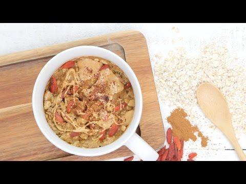 microwaveable-oatmeal-mug-cake-|-glow