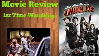 Zombieland 2009 Movie Review- 1st Time Watching!