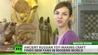 Wooden Toys Craft Finds Modern Fans