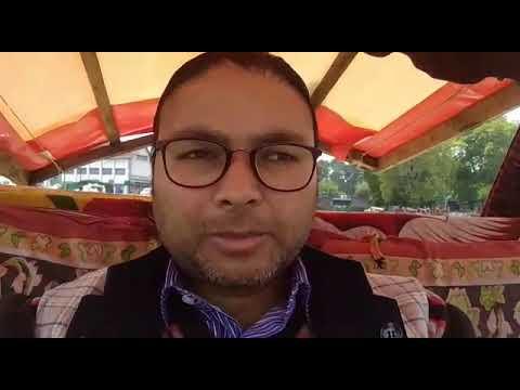 Shikara ride inside world famous Dal Lake of Kashmir.Kashmir chill weather waiting you to beat heat