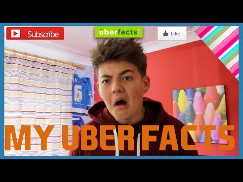 MY UBER FACTS | Jamie Michael