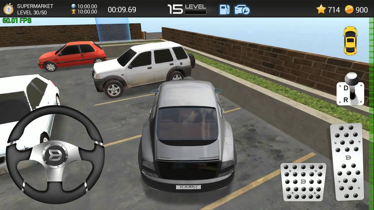 Play Car Parking: Real 3D Simulator online for Free on Agame