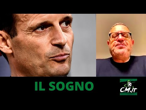 """ALLEGRI sogna l'Inter"""