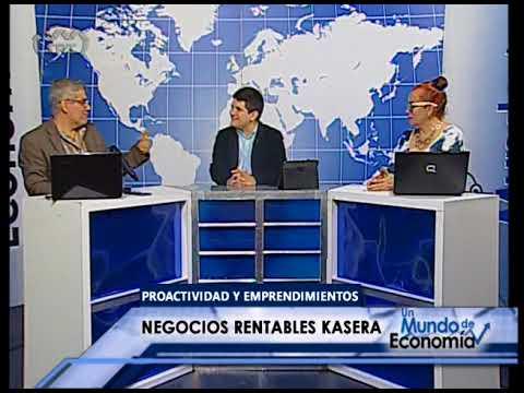 Un Mundo De Economia Negocios Rentables Kasera Youtube