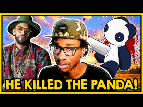 HE KILLED THE PANDA! || LISTENING TO...