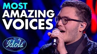 MOST AMAZING VOICE ON IDOL EVER! Spotlight Nouvelle Star | Idols Global