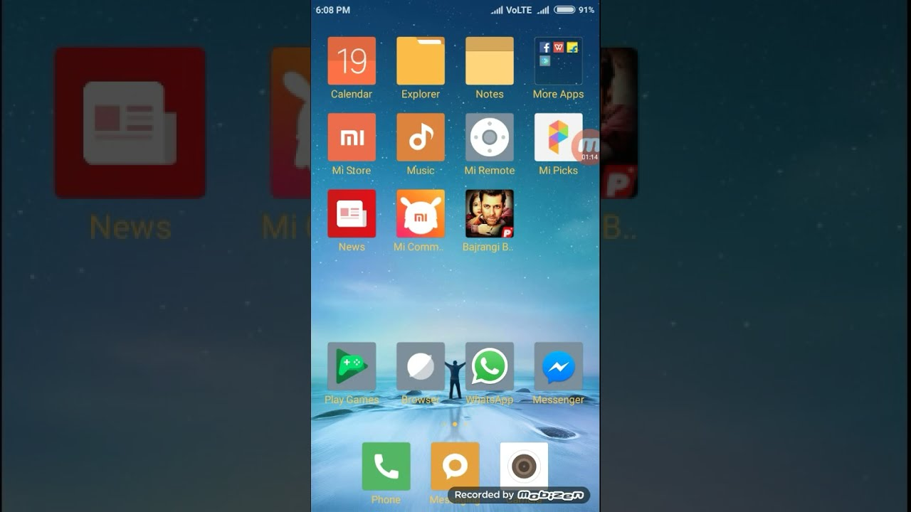 How to Show sim contacts in mi redmi 4a - YouTube