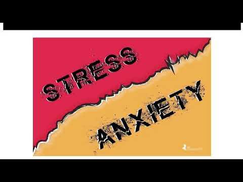 Stress VS Anxiété ???