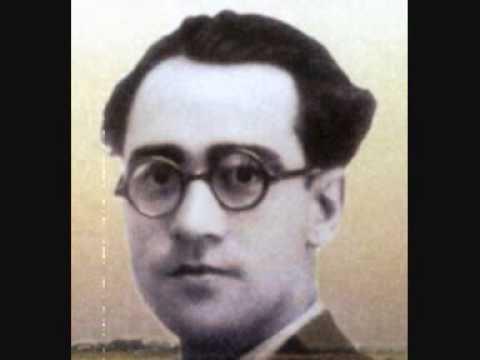 ANTONIO JOSÉ  - SONATA GALLEGA PARA PIANO (1926)  - PRIMER MOVIMIENTO (1)