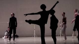 Bolshoi Ballet Academy Rehersal