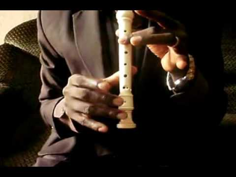 KEY G MAJOR ON THE RECORDER BY BAJO