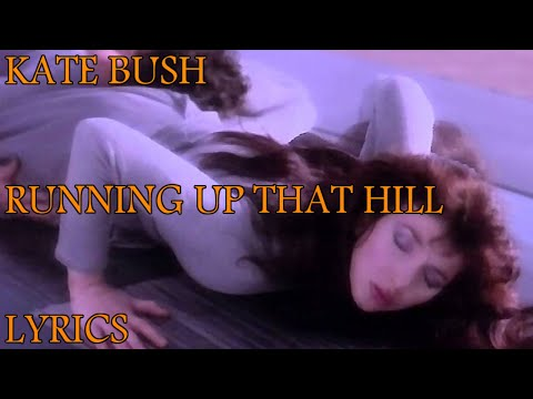 kate bush running up that hill lyric