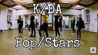 K/DA - POP/STARS Dance Cover Tutorial
