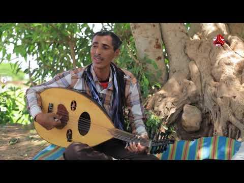 فنان شعبي يبدع بأداء الأغاني اليمنية الشهيرة