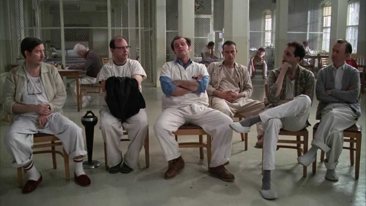 one flew over the cuckoo s nest committed