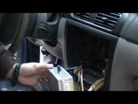 Ford Taurus Installing A Temperature Control Switch  YouTube