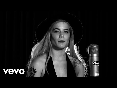 Halsey - Ghost 1 Mic 1 Take