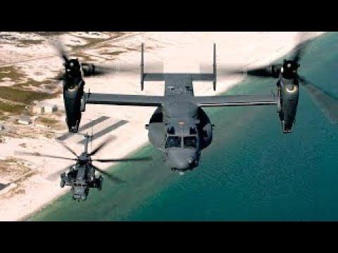 Military Documentary: The Bell Boeing V 22 Osprey