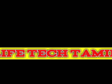 LIFE TECH TAMIL's broadcast