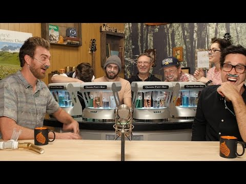 Oxygen Taste Test: Good Mythical Crew