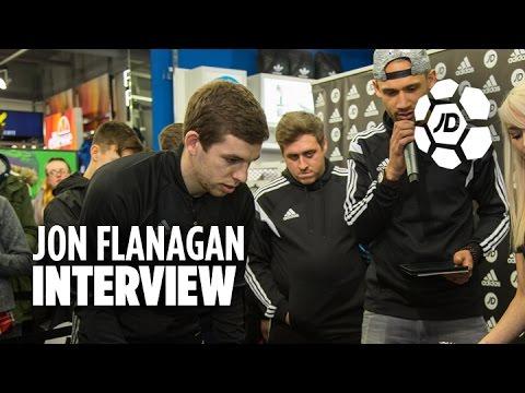 Jon Flanagan Talks Liverpool, Steven Gerrard, Jurgen Klopp, Injury, Cafu & More