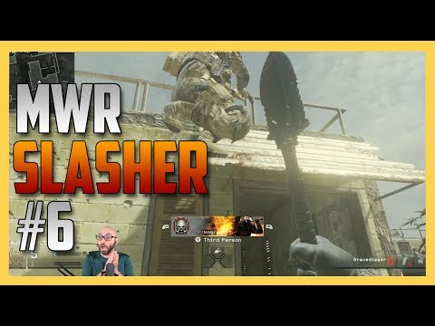 MWR Slasher #6 - We're all jerks. (Official Michael Myers in Remastered)