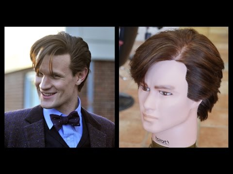 Matt Smith Hair Tutorial