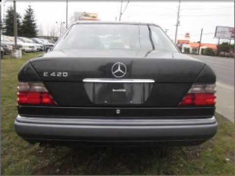 1994 mercedes benz e class everett wa youtube for Mercedes benz e320 1994