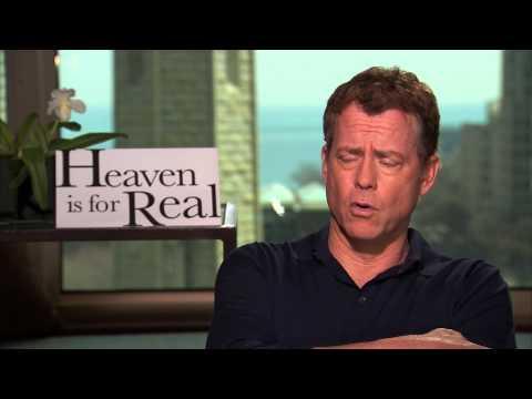 Heaven is For Real-Greg Kinnear Interview