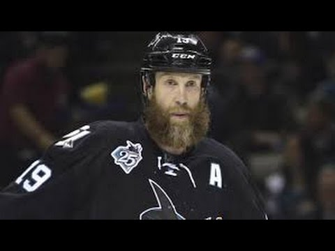 Joe Thornton Highlights