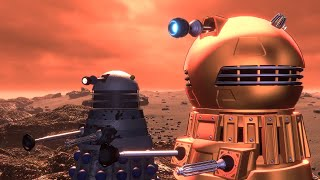 05: Day of Reckoning | DALEKS! | Doctor Who