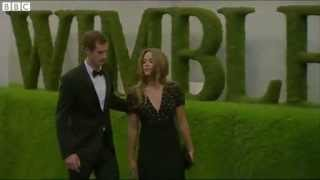 Andy Murray late for champions' dinner - BBC News
