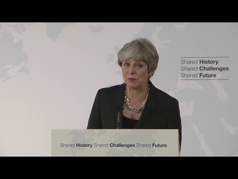 PM makes speech aimed at EU leaders