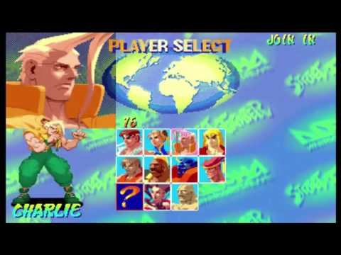 Street Fighter Games Review