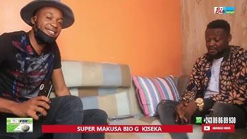 GAETAN KISEKA AZONGISI MAKUSA NA NZELA  MADESU NA MAKOSO.  'SUPER MAKUSA BIO'