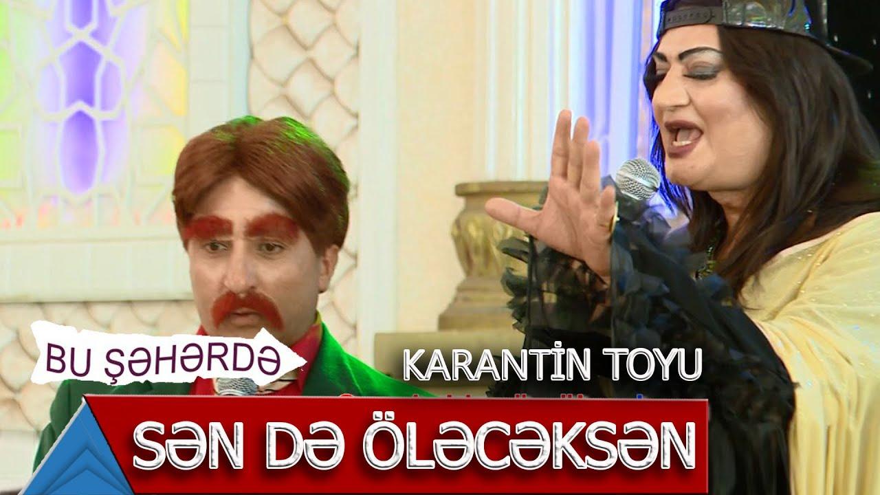 Bu Şəhərdə - Şəbnəm Tovuzlu  - Sən də öləcəksən