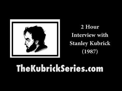 2Hour  with Stanley Kubrick 1987