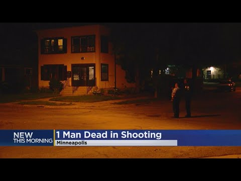 Mpls. Police: Man Found Shot To Death In Car