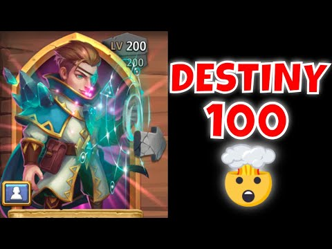 NEW DESTINY Castle Clash Update New Skill New Pet New Game Modes