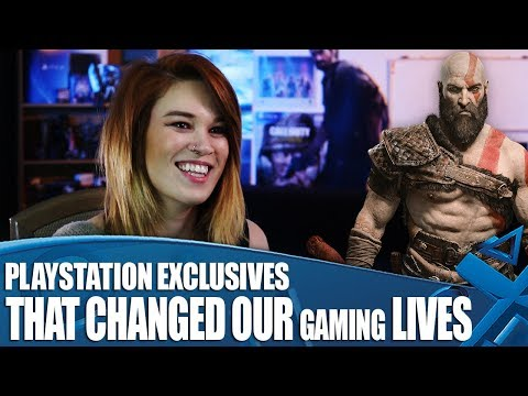 PlayStation Exclusives That Changed Our (gaming) Lives