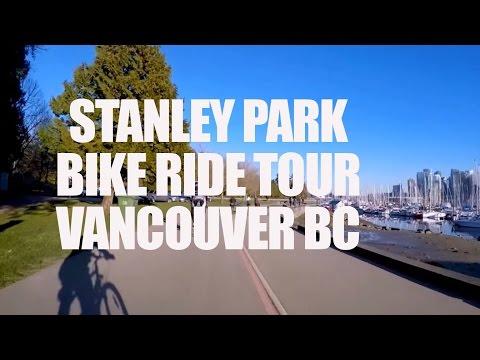 Stanley Park Winter Bike Ride - GoPro Adventures