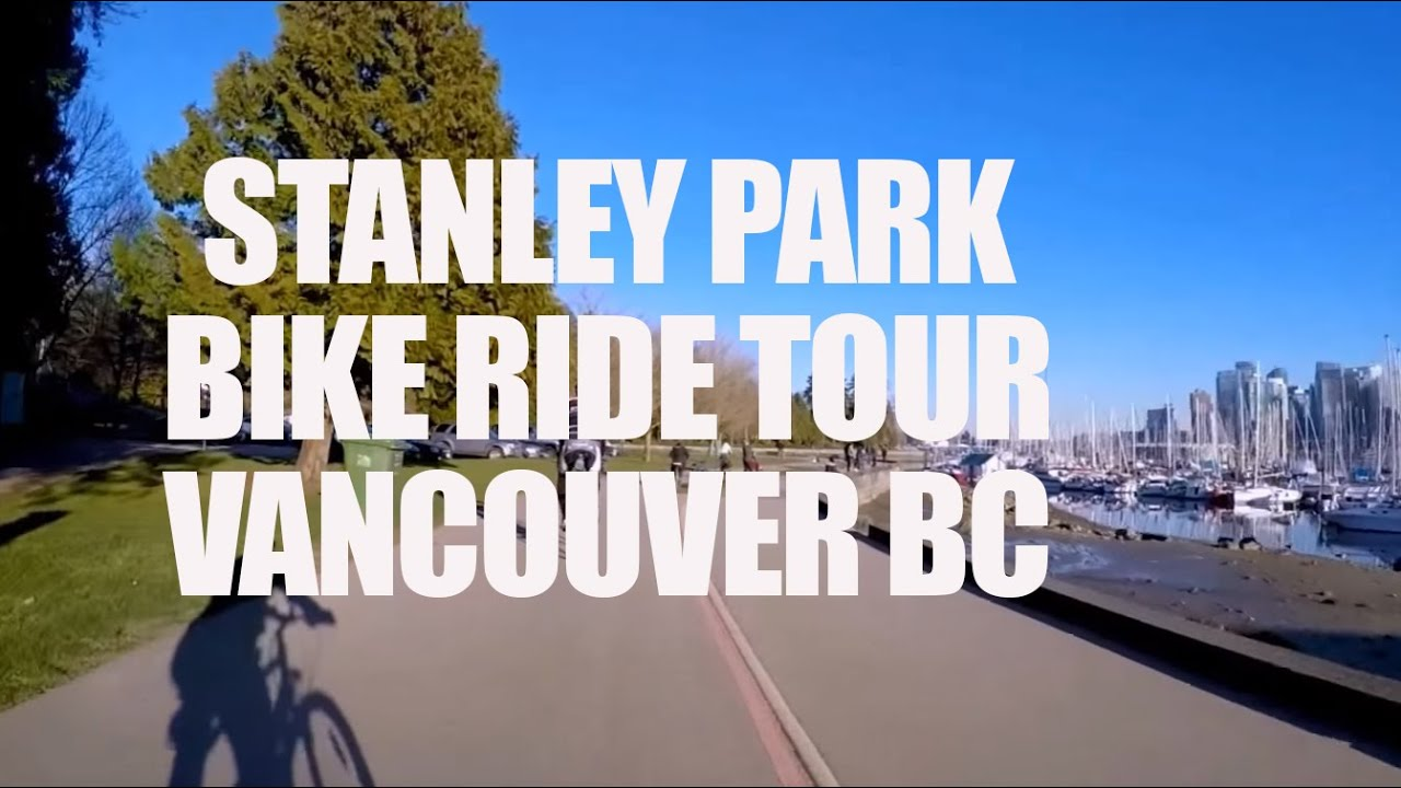 Stanley Park Winter Bike Ride Gopro Adventures Youtube