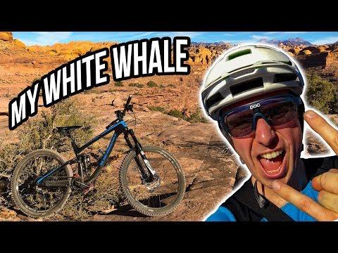Captain Ahab MTB Trail In Moab Is Strange...
