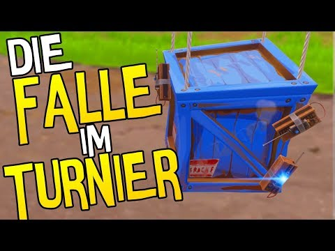 BESTE SPIELER DEUTSCHLANDS TURNIER | Fortnite Battle Royale