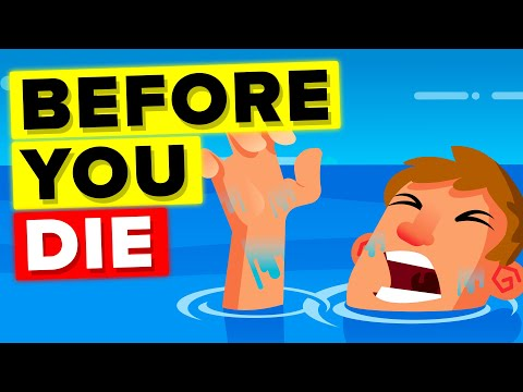 What Happens To You Just Before You Die