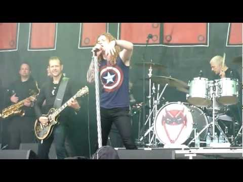 Little Angels - Boneyard (Live - Download Festival, Donington, UK, June 2012)