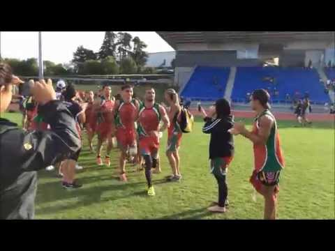Lebanon v NZ Maoris Tag Final Oceania Indigenous Cup 2014
