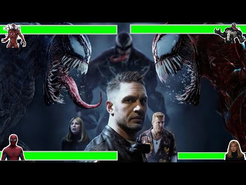 Download Venom 2 - Let There Be Carnage Final Battle Leaked Scene With Healthbars 2021