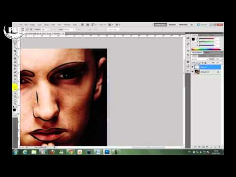 How to turn your Picture into Cartoon using Adobe Photoshop CS5